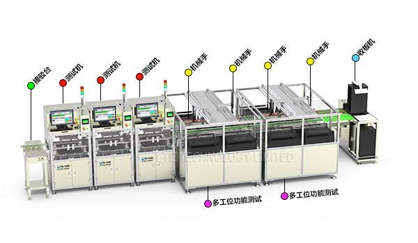 Multi Test station